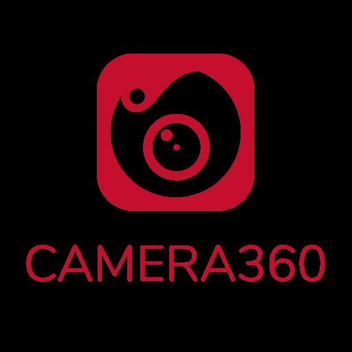 Camera 360 Logo Red