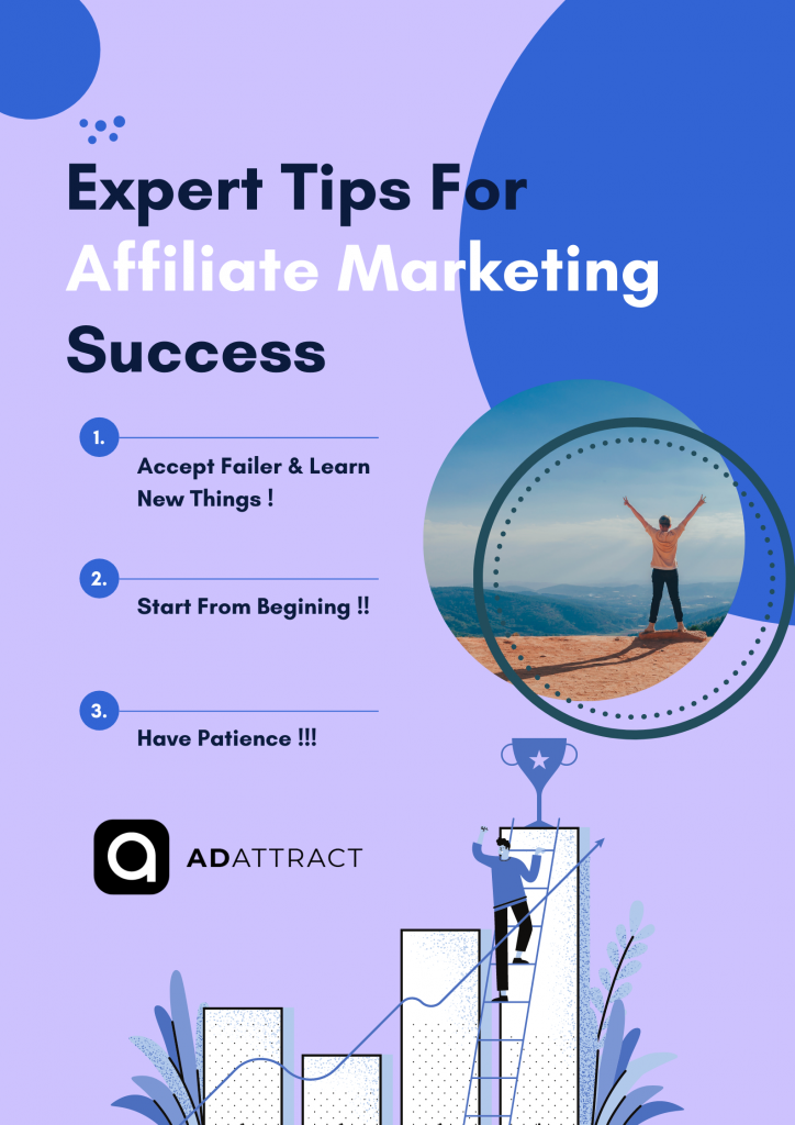 Expert Tips For Affiliate Marketing Success