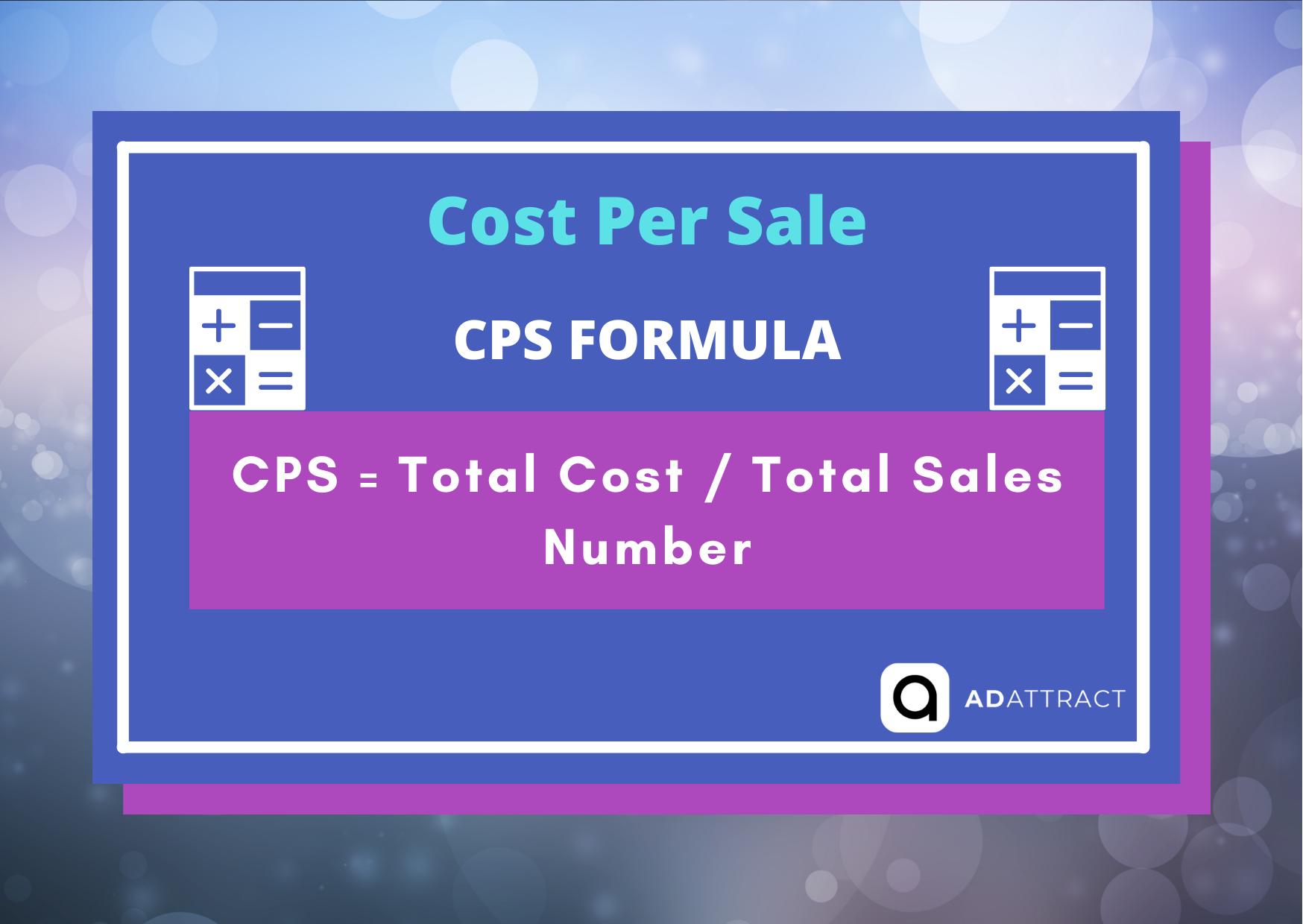 CPS Formula