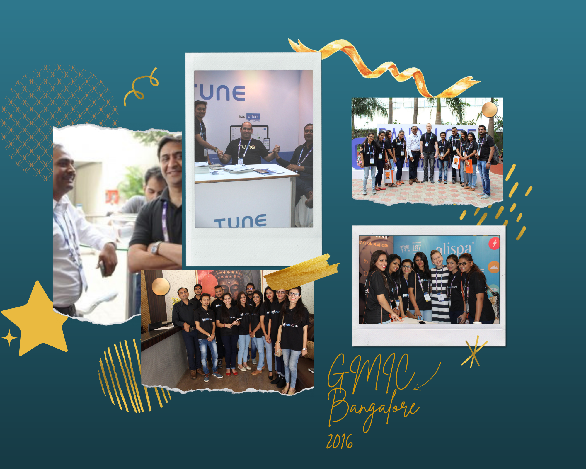 Team ADAttract in GMIC Bangalore 2016